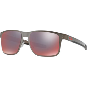 Oakley Holbrook Metal Brille matte gunmetal/torch iridium polarized